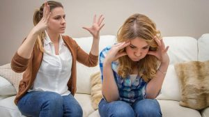 Blog | Featured Image Yelling Frustrated Conversation