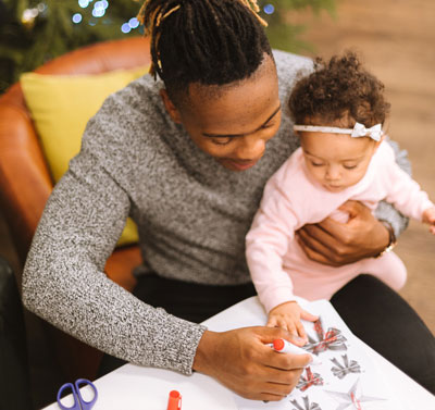 Blogs | Featured Image Father Daughter Visit Coloring