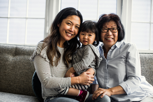 Blog | Featured Image Multi-Generational Family Smiling